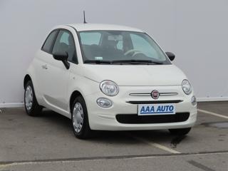 Fiat 500 1.0 mild-hybrid 51kW hatchback hybridní - benzin