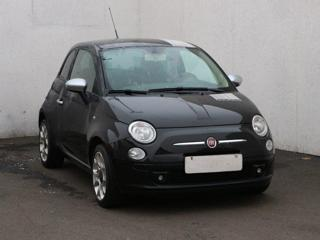 Fiat 500 1.2, 1.maj, Serv.kniha, ČR hatchback benzin