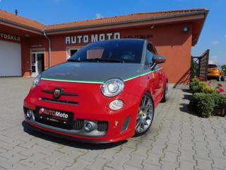 Fiat 500 Abarth 595 Turismo 1.4 T-Jet 118kW hatchback