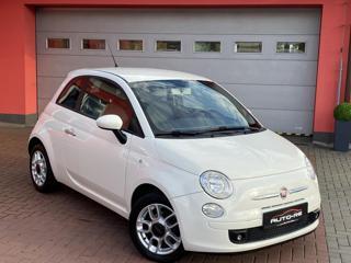 Fiat 500 1.25i Klima Polokůže !!! hatchback