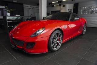 Ferrari 599 6,0 GTO / ONE of 599  IHNED kupé benzin
