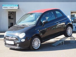 Fiat 500 1.2 8V Cabrio kabriolet