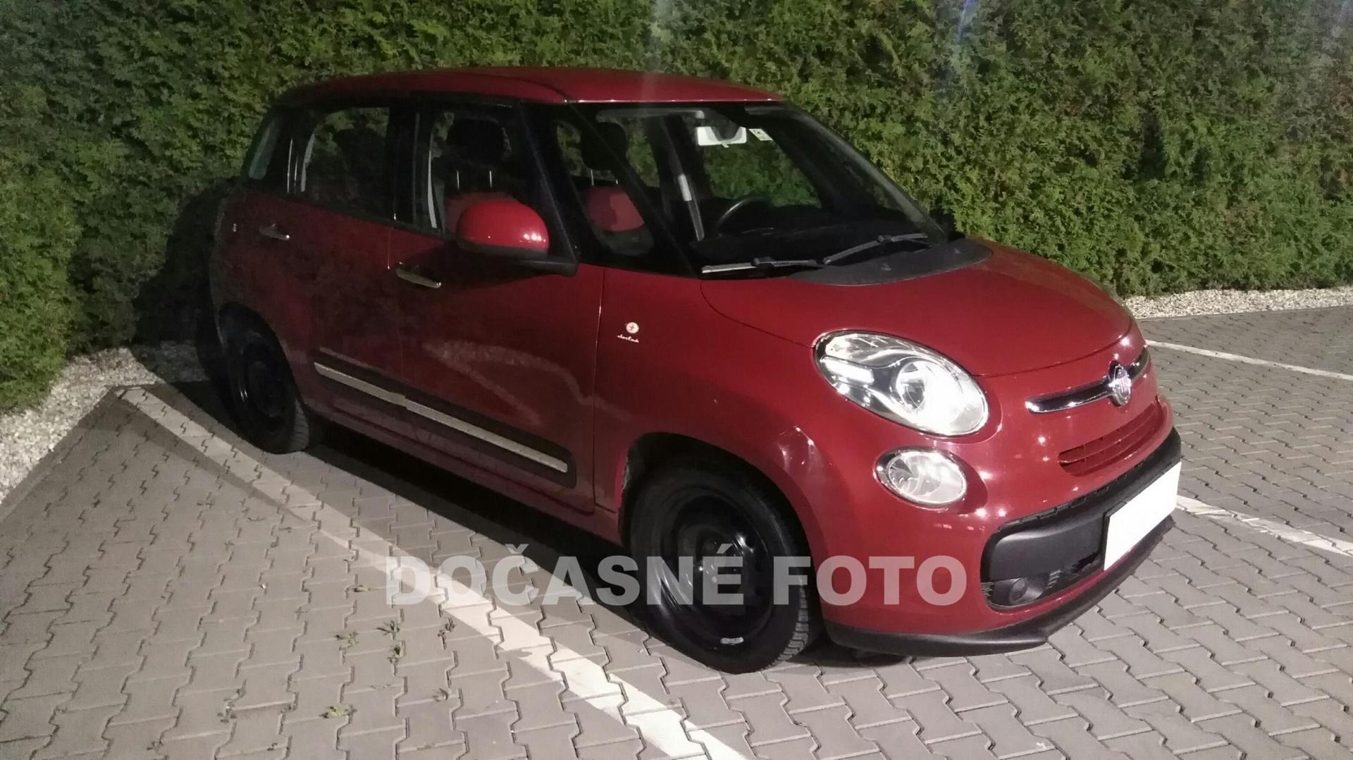 Fiat 500L 1.4i, Serv.kniha, ČR MPV benzin