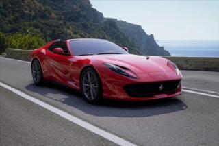 Ferrari 812 6,5 GTS / VOLNÁ SPECIFIKACE / 2-3Q/2022  SKLADEM kabriolet benzin