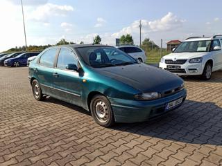 Fiat Brava 1.6i 16V-76KW-EKO PLACENO!!!- hatchback