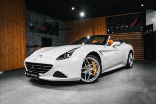 Ferrari California 3,9 T, KAMERA, 1. MAJITEĽ  BR kabriolet benzin