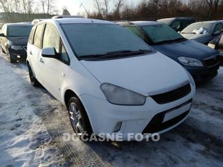 Ford C-MAX 1.6i, Serv.kniha,ČR MPV benzin