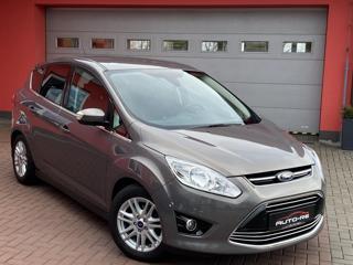 Ford C-MAX 1.6i Ti-VCT Titanium Parkování !!! MPV