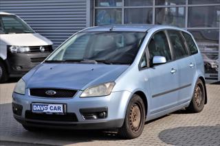 Ford C-MAX 2,0 CNG 107kW Aut. klima MPV CNG + benzin