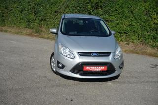 Ford C-MAX 1,6 77kW Style, servisní kniha, TOP MPV