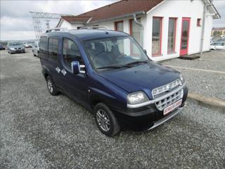 Fiat Dobló 1,9 JTD,klima  nafta