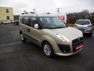 Fiat Dobló 1,6JTD 7míst Multijet kombi