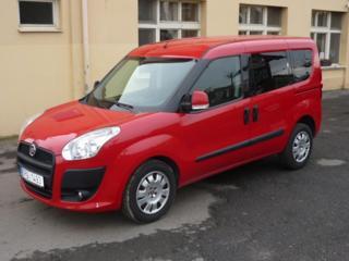 Fiat Dobló 1.6 16v JTD.M-jet .Klima kombi