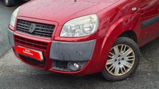 Fiat Dobló 1,4i 57 KW Koupeno v ČR MPV