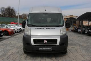 Fiat Ducato 2.2 JTD, 9 míst, tažné zařízení minibus