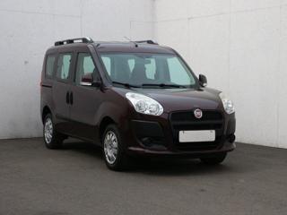 Fiat Dobló cargo 1.4T, Serv.kniha, ČR pick up CNG + benzin