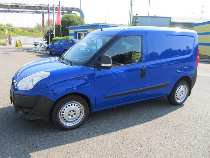 Fiat Dobló cargo 1.4 CNG pick up