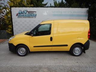 Fiat Dobló cargo 1.2 JTD skříň nafta