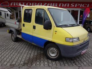 Fiat Ducato 2.8D 64kW -SKLOPKA! sklápěč