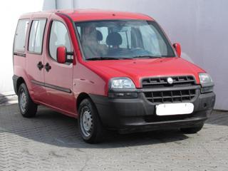 Fiat Dobló 1.6i, Serv.kniha užitkové LPG + benzin