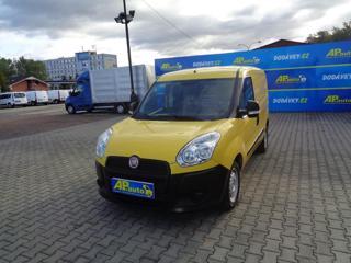 Fiat Dobló cargo 1.3JTD SERVISKA užitkové