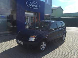 Ford Fusion Ebony 1.4i 59 kW 5st.man ČR  benzin