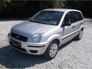 Ford Fusion 1.4 hatchback