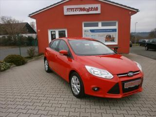 Ford Focus 1,0 EcoBoost NOVÉ v ČR KLIMA PĚKNÉ hatchback benzin