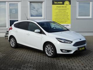 Ford Focus 1,0 EcoBoost, Titanium, ČR hatchback benzin
