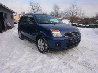 Ford Fusion 1.6TDCi66KW,KLIMA,84000KM hatchback