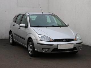 Ford Focus 1,6 16V, Serv.kniha, ČR hatchback benzin