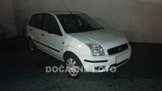 Ford Fusion 1.4, 1.maj, Serv.kniha, ČR hatchback benzin