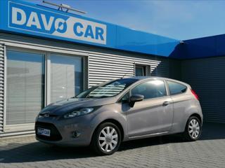 Ford Fiesta 1,2 i Klima Serv.kniha hatchback benzin
