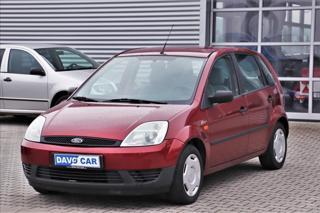 Ford Fiesta 1,3 i CZ Servisní kniha hatchback benzin