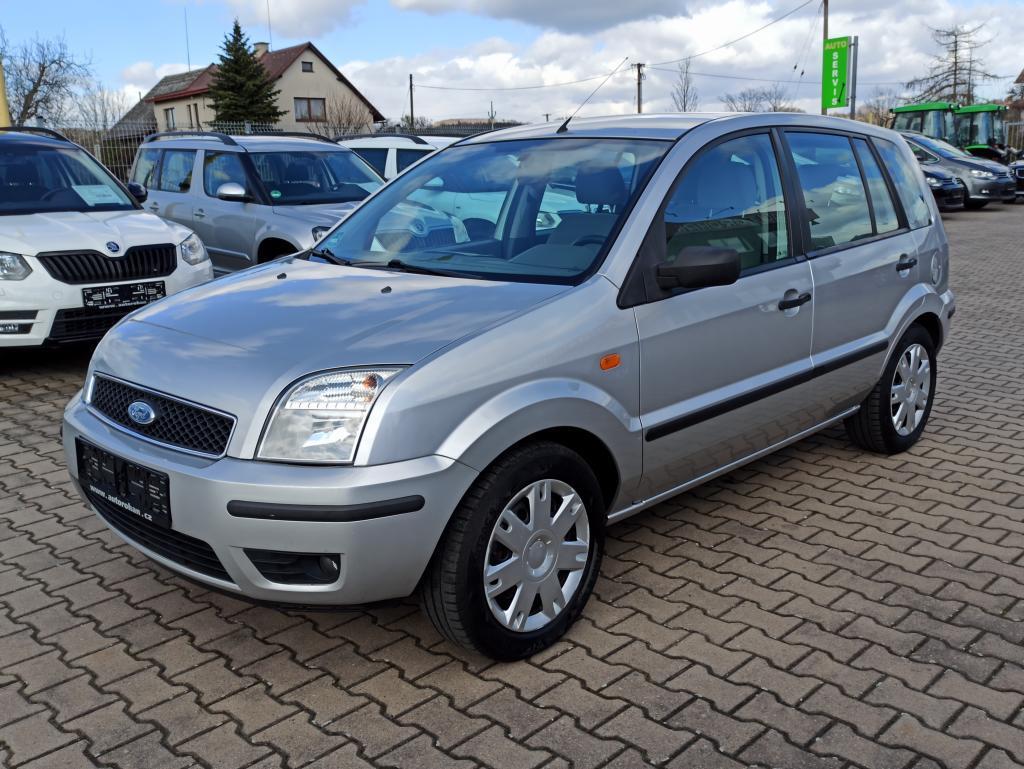 Ford Fusion 1.4i-59KW-AUTOMAT-KLIMA- hatchback