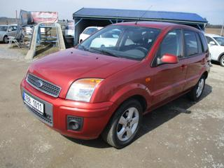 Ford Fusion 1,4i 59kw CZauto hatchback