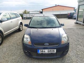 Ford Fiesta 1.3, klima, 5 dveří, původ ČR hatchback
