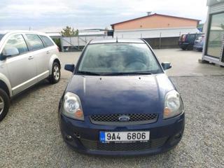 Ford Fiesta 1.3, klima, 5 dveří, původ ČR hatchback benzin
