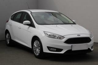 Ford Focus 1.0 T, 1.maj, Serv.kniha, ČR hatchback benzin