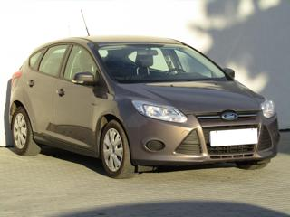 Ford Focus 1.0T, Serv.kniha, ČR hatchback benzin