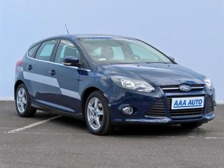 Ford Focus 1.0 EcoBoost 92kW hatchback benzin