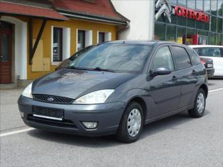 Ford Focus 1,6 16V Bez koroze  Elegance hatchback benzin
