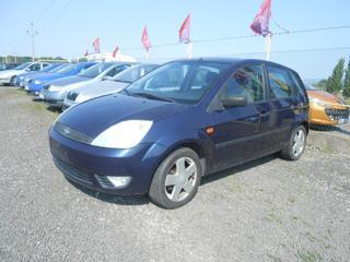 Ford Fiesta 1.4 TDCI 50kW KLIMA hatchback