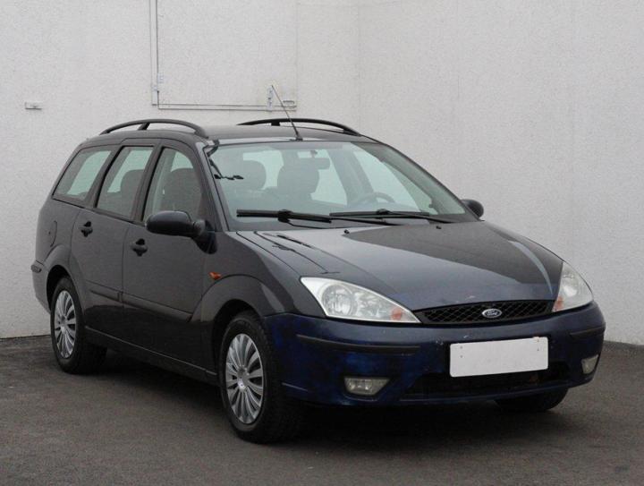 Ford Focus 1.4, ČR hatchback benzin