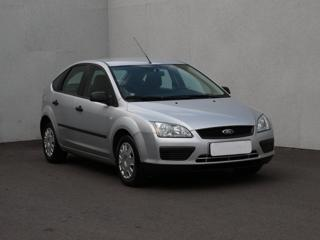 Ford Focus 1.6 TDCi, Serv.kniha, ČR hatchback nafta