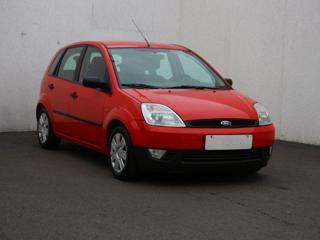 Ford Fiesta 1.2i, 1.maj, Serv.kniha, ČR hatchback benzin