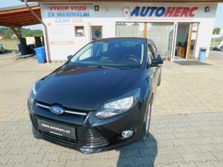 Ford Focus 1.6 110 Kw TITANIUM hatchback