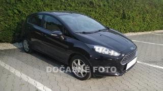 Ford Fiesta 1.25, Serv.kniha, ČR hatchback benzin