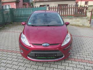Ford Fiesta 1,4   TITANIUM hatchback benzin