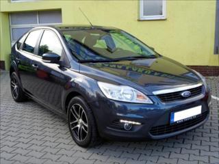 Ford Focus 1,6 16v *SERVISNÍ KNÍŽKA* hatchback benzin